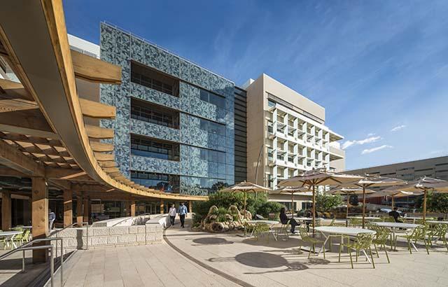Natural Progression For Lucile Packard Children's Hospital Stanford