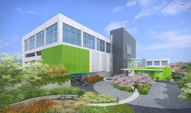 Ground Breaks On New Women's Specialty Center In King Of Prussia, Pa.
