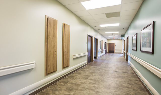 PHOTO TOUR: CHI Franciscan Rehabilitation Hospital