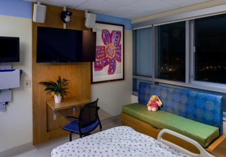 Making A Connection At Atrium Health Levine Children's Hospital